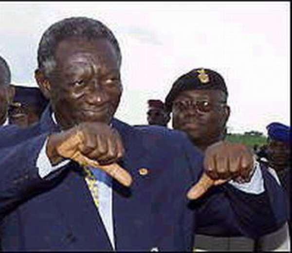 Adjei Buadi wants JAK removed